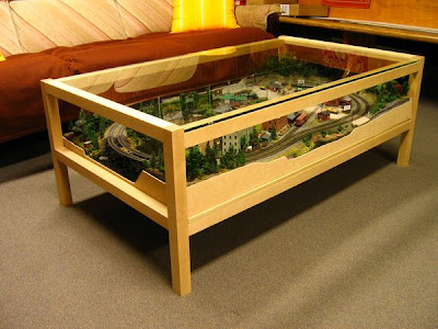 coffee table train layout plans  woodworktips